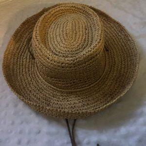 PANAMA JACK woven hat